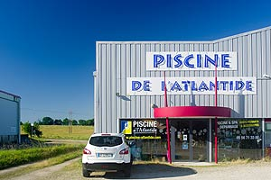 Magasin Piscine de l'Atlantide