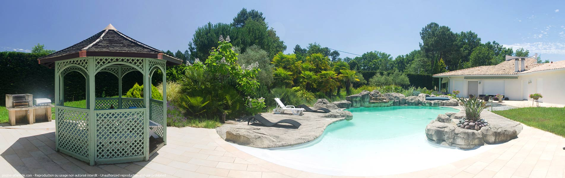 Cash piscine langon location vacances gte barsac with for Cash piscine avis